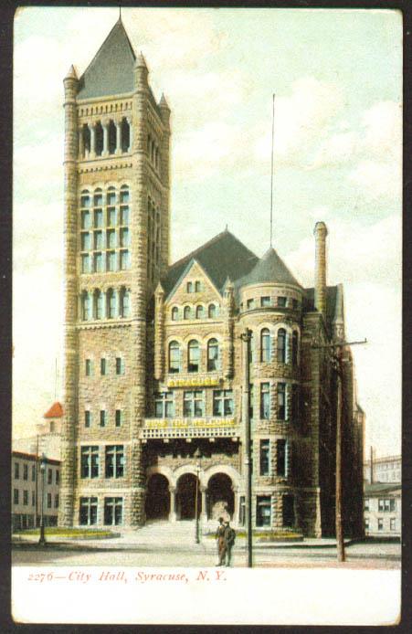 City Hall Cafe Syracuse Ny
