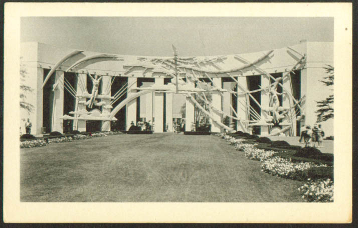Kiselewski's Time New York World's Fair postcard 1940