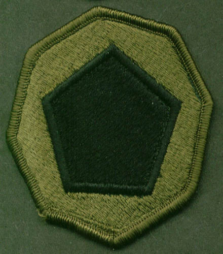 Image for US Army 85th Training Division SSI subdued patch