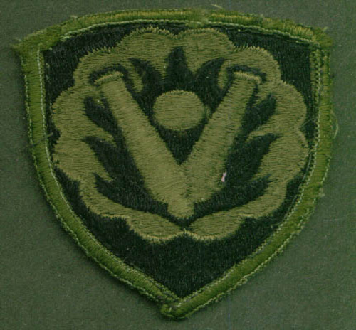 US Army 59th Ordnance Brigade SSI subdued patch