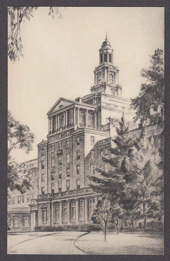 Image for Approach to Home Office Building Aetna Life Insurance Hartford CT postcard 1950s