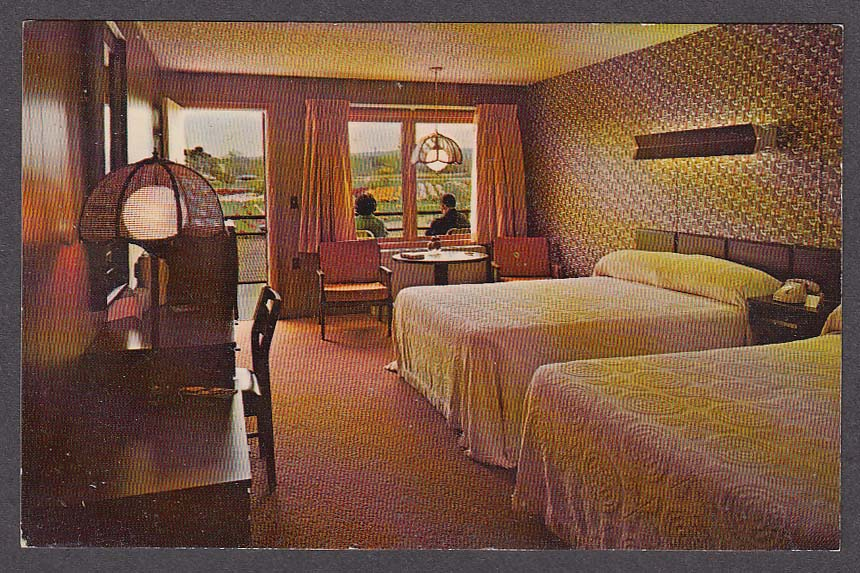 Image for Mum's Motel North East PA postcard 1960s