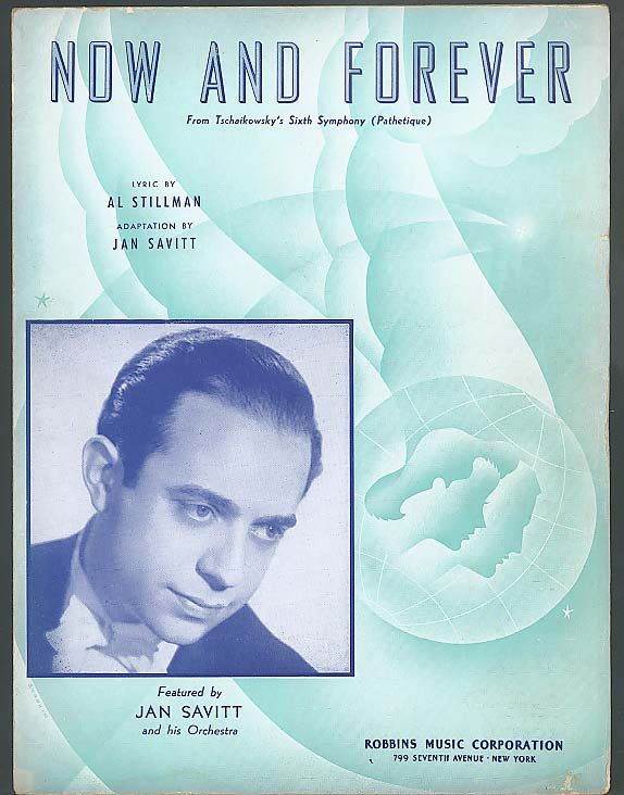 Now and Forever sheet music 1941