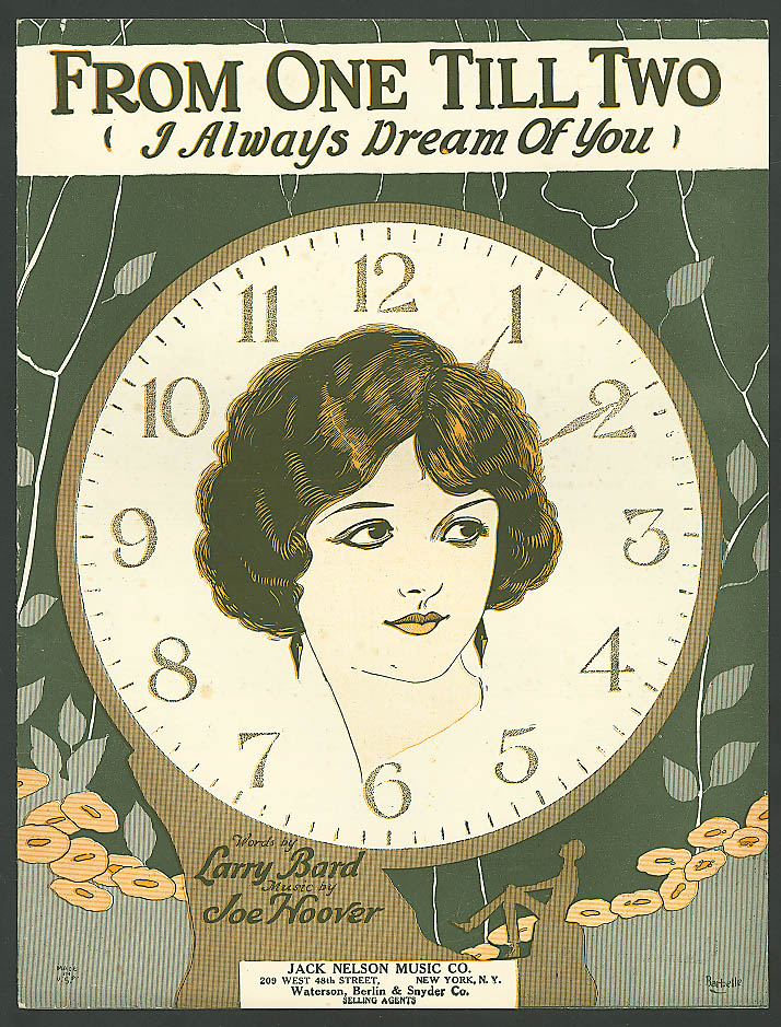 From One Till Two I Always Dream of You music 1924