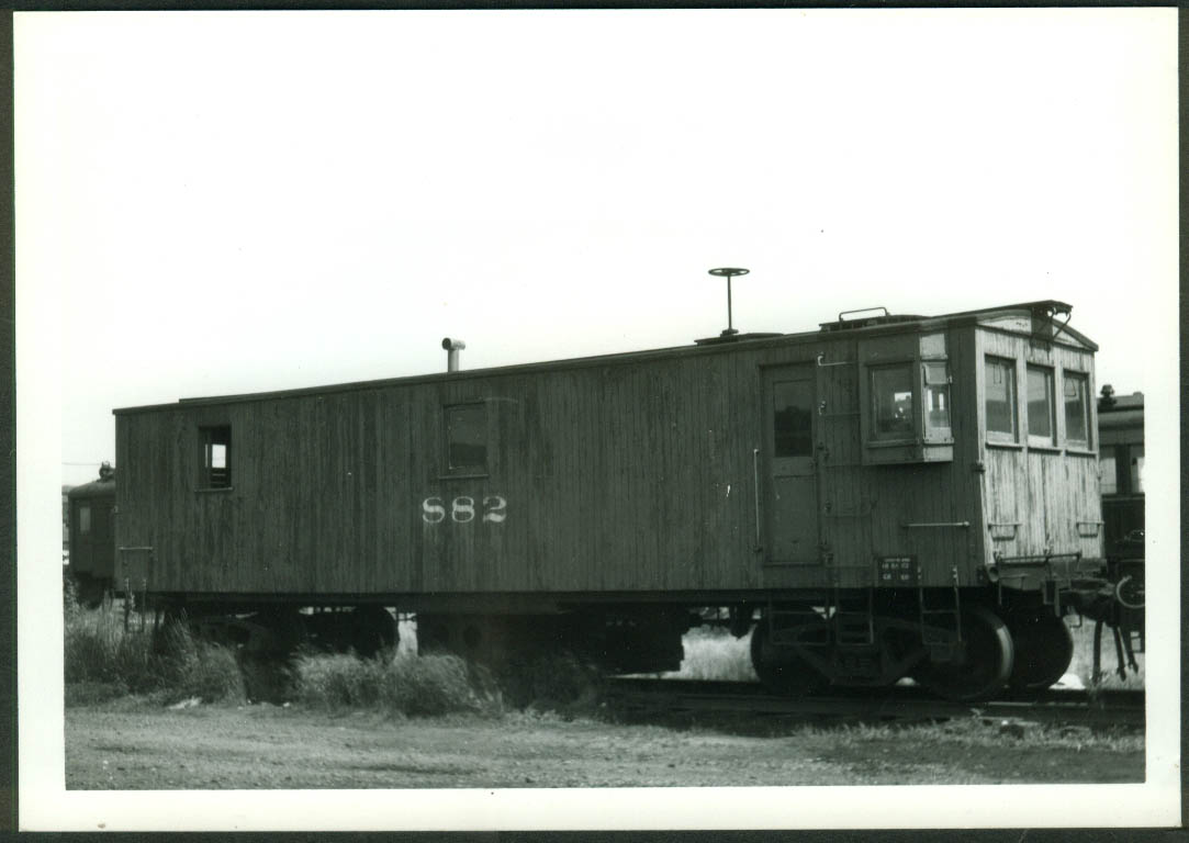 New York New Haven & Hartford RR Snow Flanger #S-82 New Haven CT 1966 photo