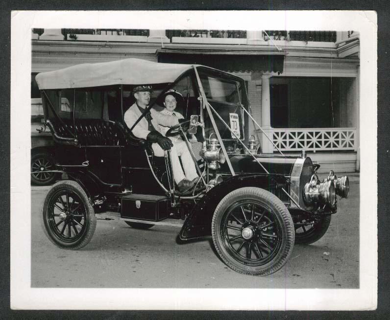 1906 Stevens-Duryea at 1951 Glidden Tour 4x5 photo #44