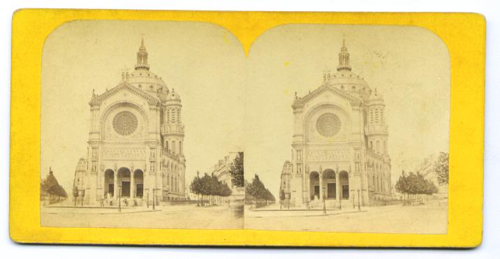 St. Augustus Church stereoview 187?