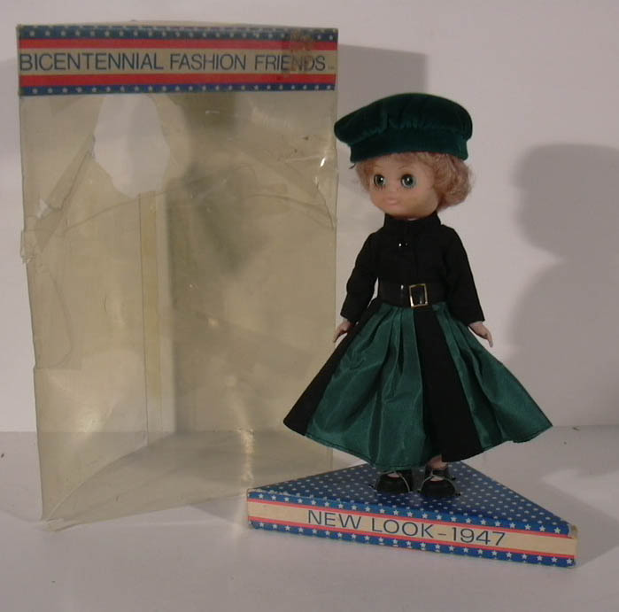 Richard Bicentennial Fashion Friend Doll 1947 1976