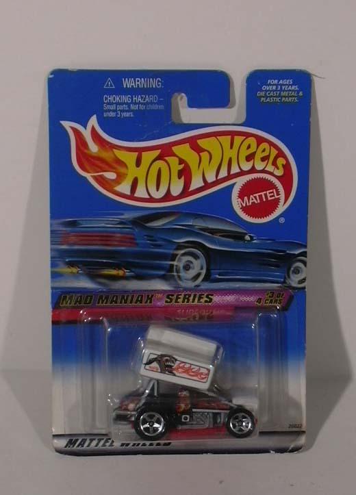 Hot Wheels Mad Maniax #3 1999 NMOC