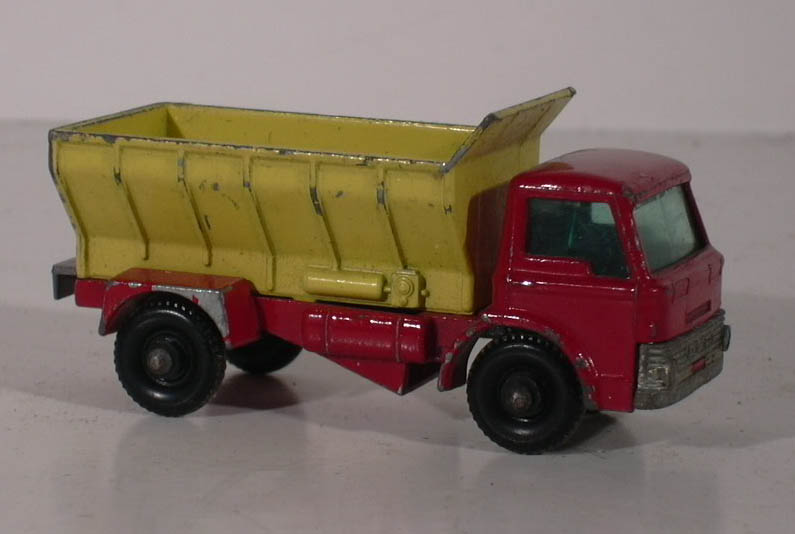 Matchbox #70B Grit Spreader Truck 1966