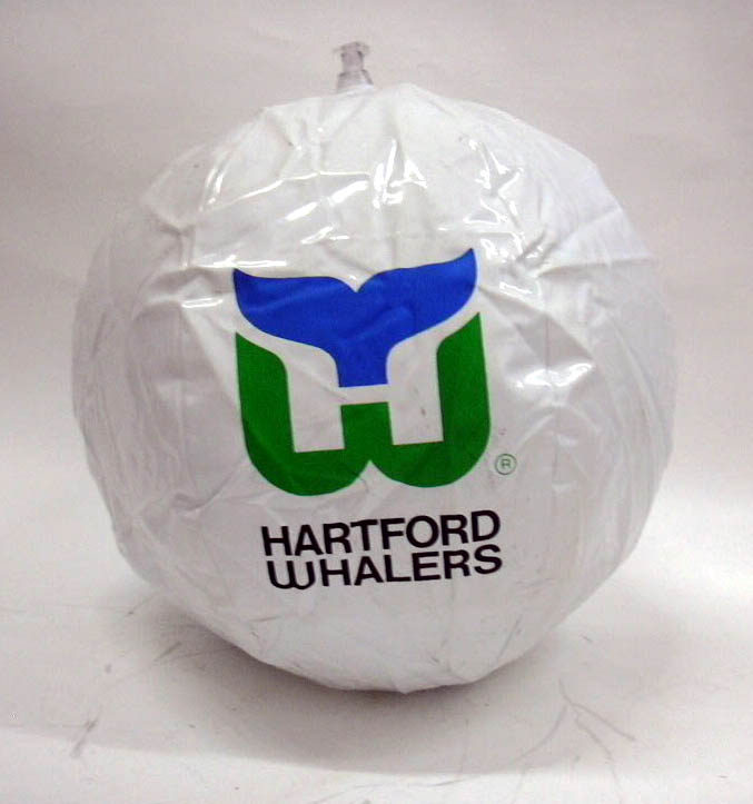 American Airlines Hartford Whalers US Travel hockey rink inflatable ball 1980s