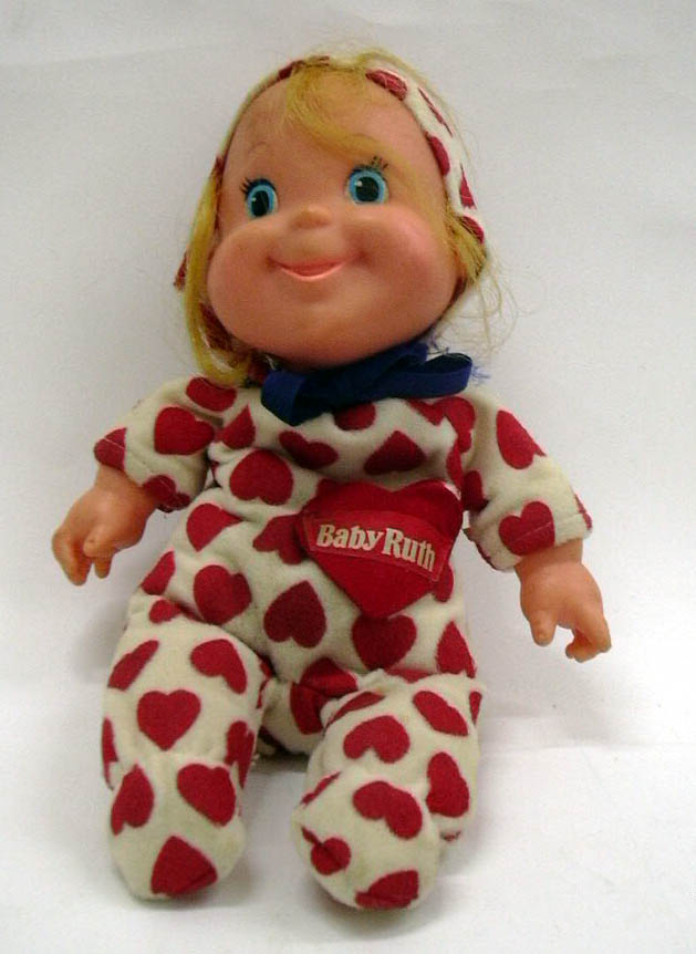 Baby Ruth Candy Doll by Hasbro 1971