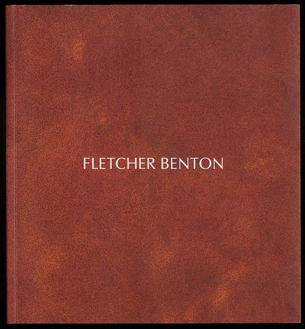 Image for Fletcher Benton Sculpture Relief Works on Paper exhibition catalog 2003