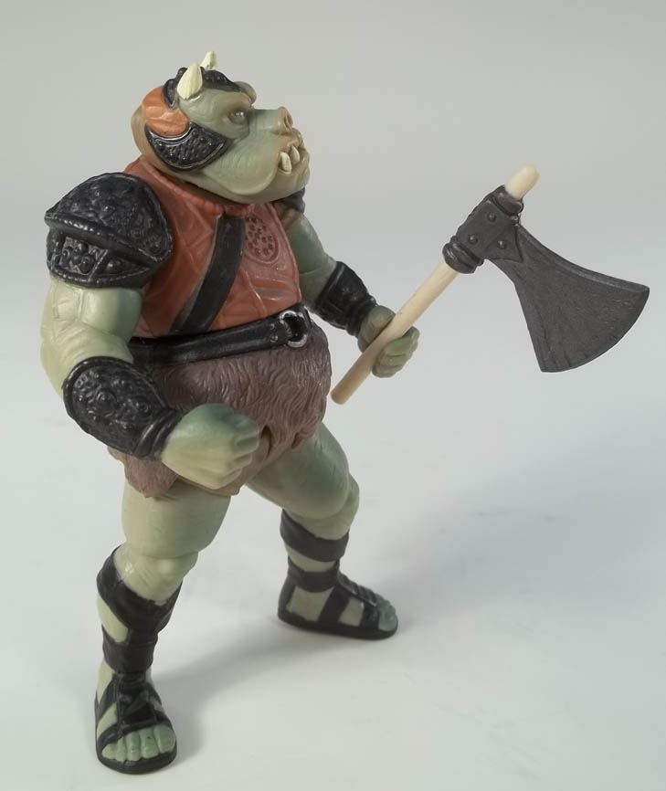 Gamorrean Guard Star Wars Power of the Force 1997 Kenner Action Figure COMPLETE
