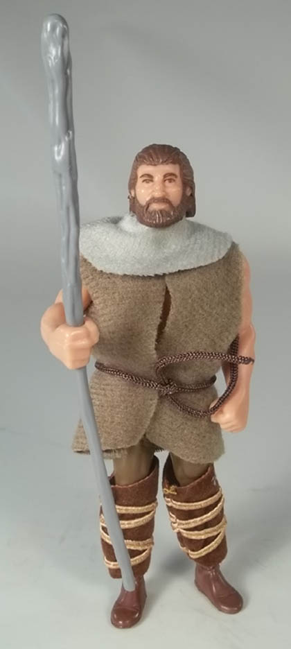 Little John Robin Hood Prince of Thieves 1991 Action Figure COMPLETE + Cardback