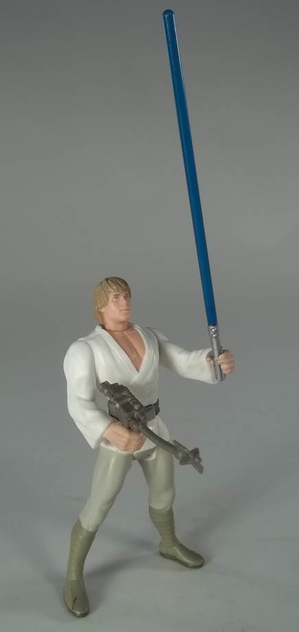 Luke Skywalker Long Saber Star Wars Power of the Force 1995 Action Figure