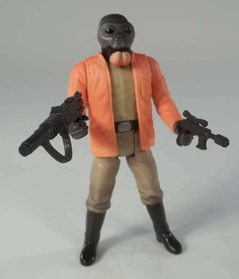 Ponda Baba Star Wars Power of the Force 2 1997 Kenner Action Figure COMPLETE