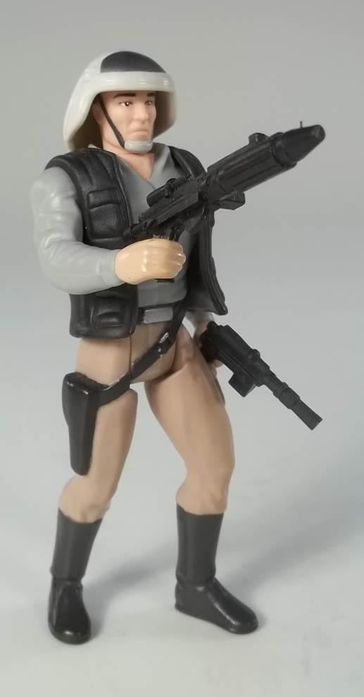 Rebel Fleet Trooper Star Wars Power of the Force 2 1997 Action Figure COMPLETE