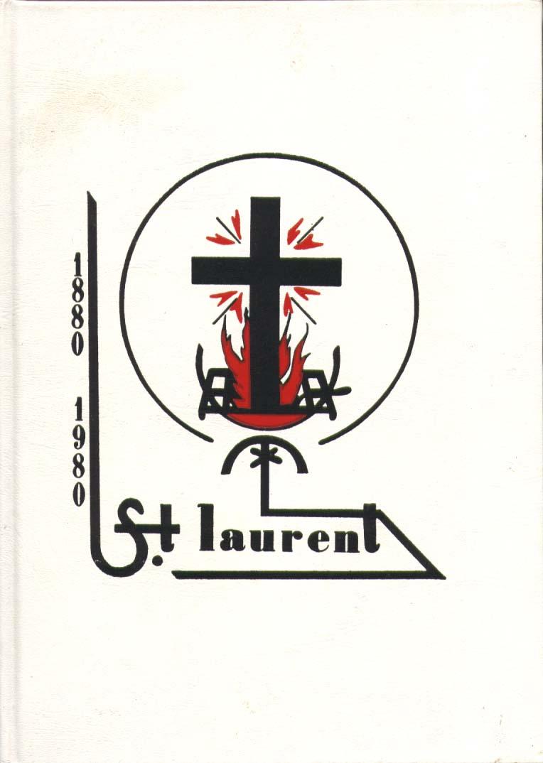 Image for St. Laurent Church Meriden CT 1980 Yearbook