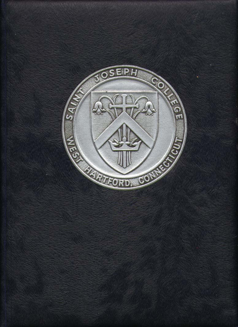 Image for Epilogue Saint Joseph College West Hartford CT 1958 Yearbook