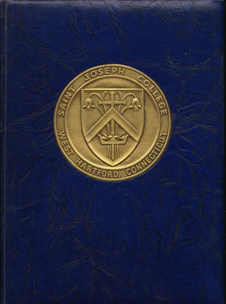 Epilogue Saint Joseph College West Hartford CT 1949 Yearbook