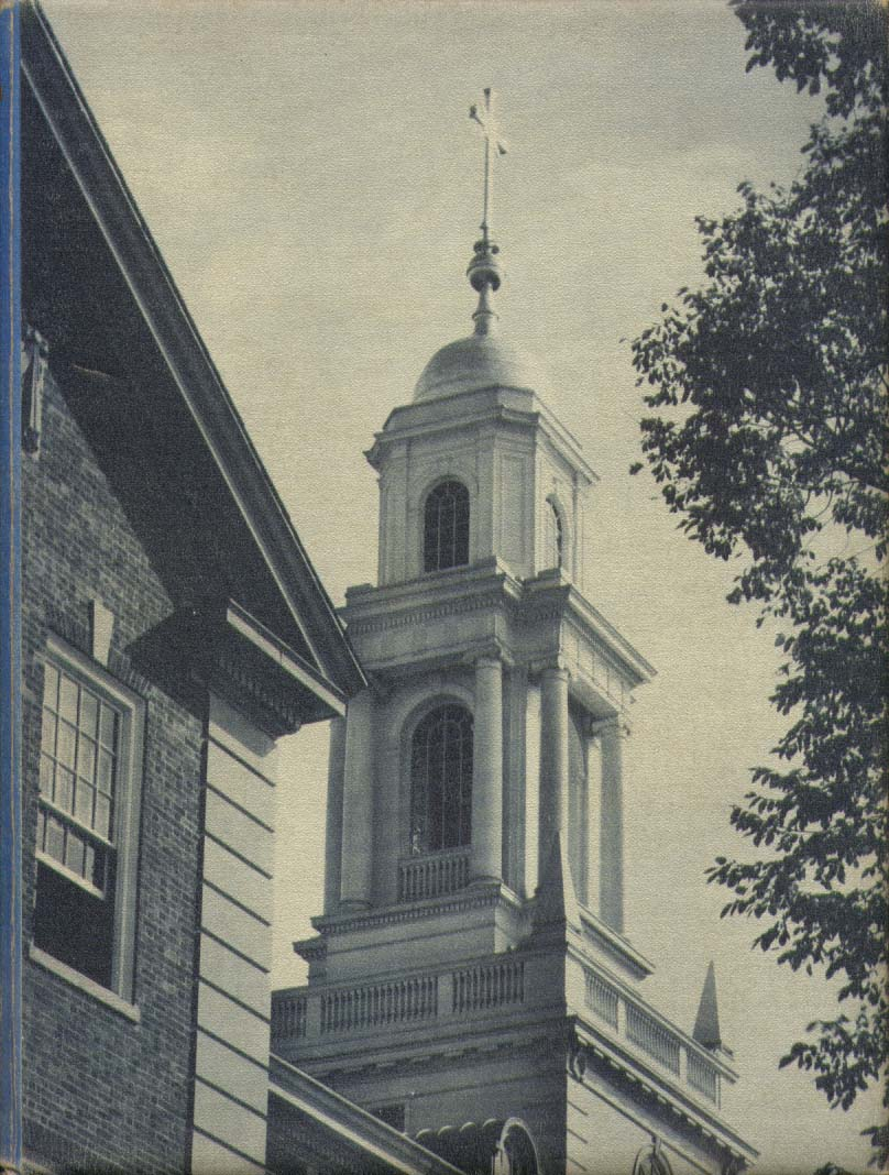 Image for Epilougue St Joseph College West Hartford CT 1955 Yearbook