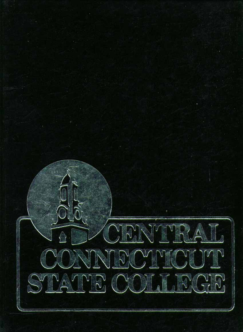 Dial Central Connecticut State University New Britain CT 1979-1980 Yearbook