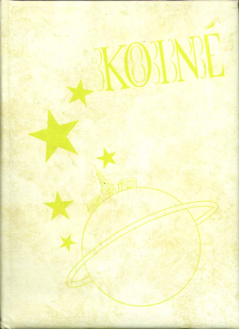 Koine Connecticut College New London CT 1948 Yearbook