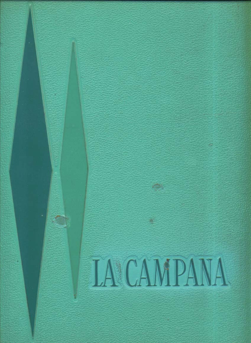 La Campana Montclair State College Upper Montclair New Jersey 1960 Yearbook