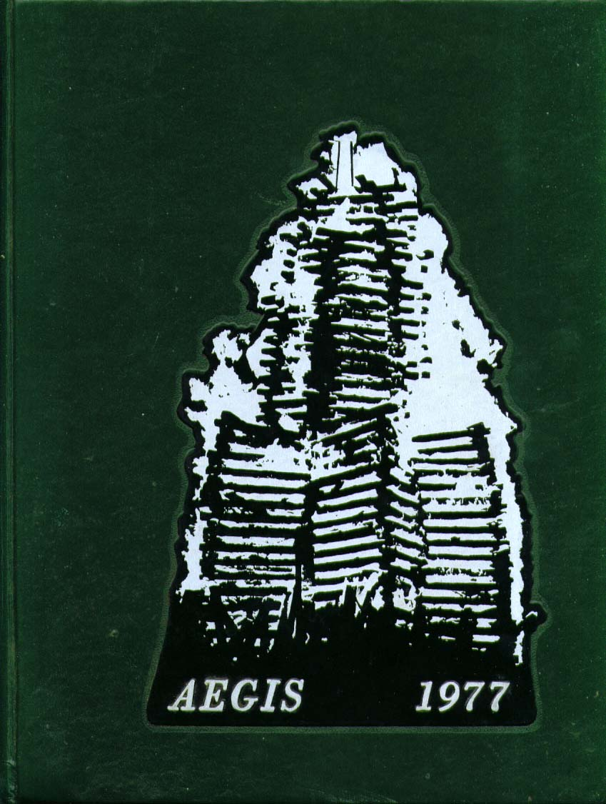 Aegis Dartmouth College Hanover New Hampshire 1977 Yearbook