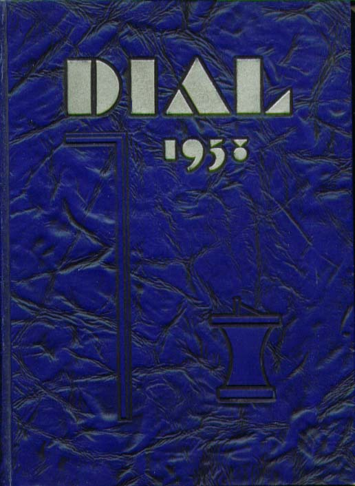 Dial Teachers College of Connecticut New Britain Connecticut 1938 Yearbook