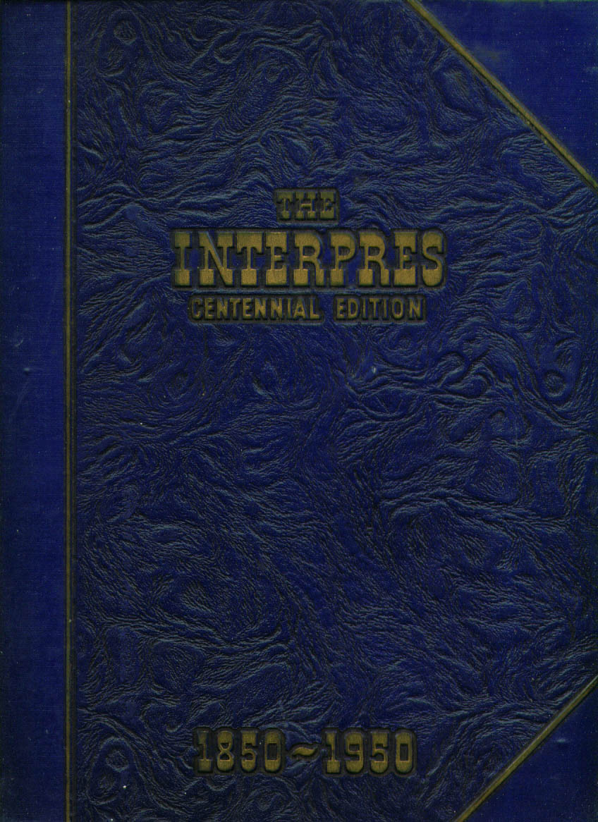 Image for Interpress University of Rochester Rochester New York 1950 Yearbook