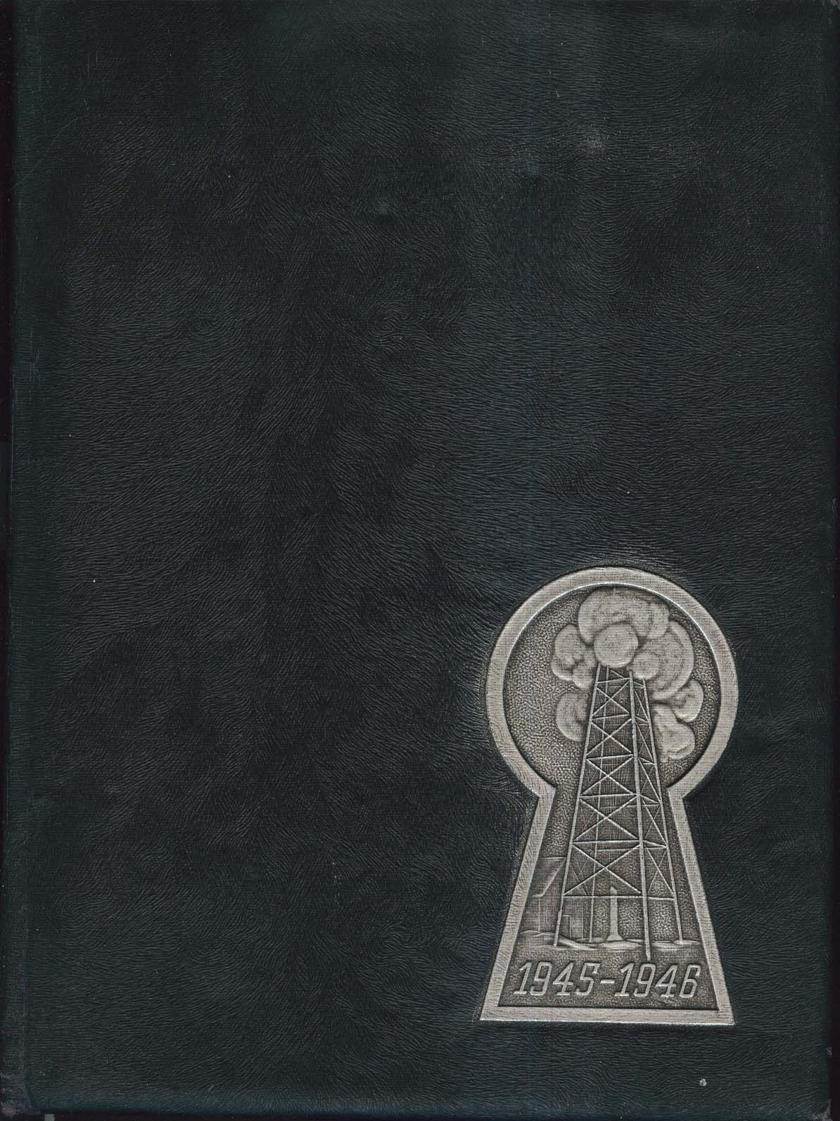 Gusher Bolivar Central School Bolivar New York 1946 Yearbook