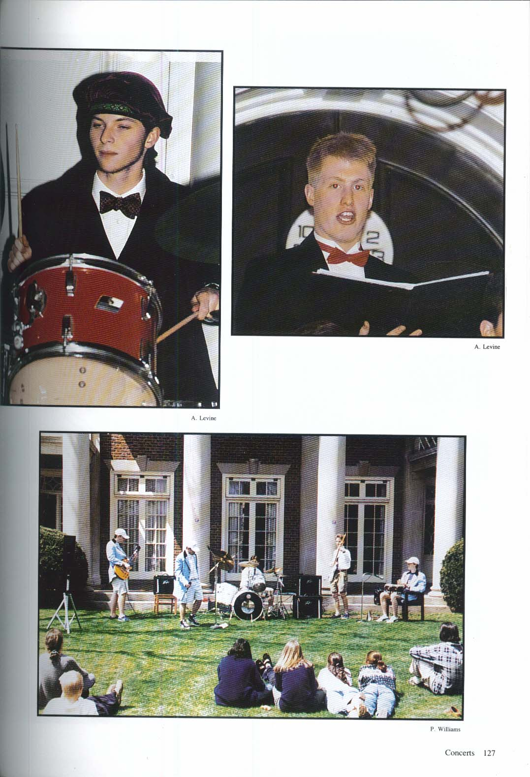 Image for Loomis Chaffee School Confluence 1995 Yearbook Windsor Connecticut CT