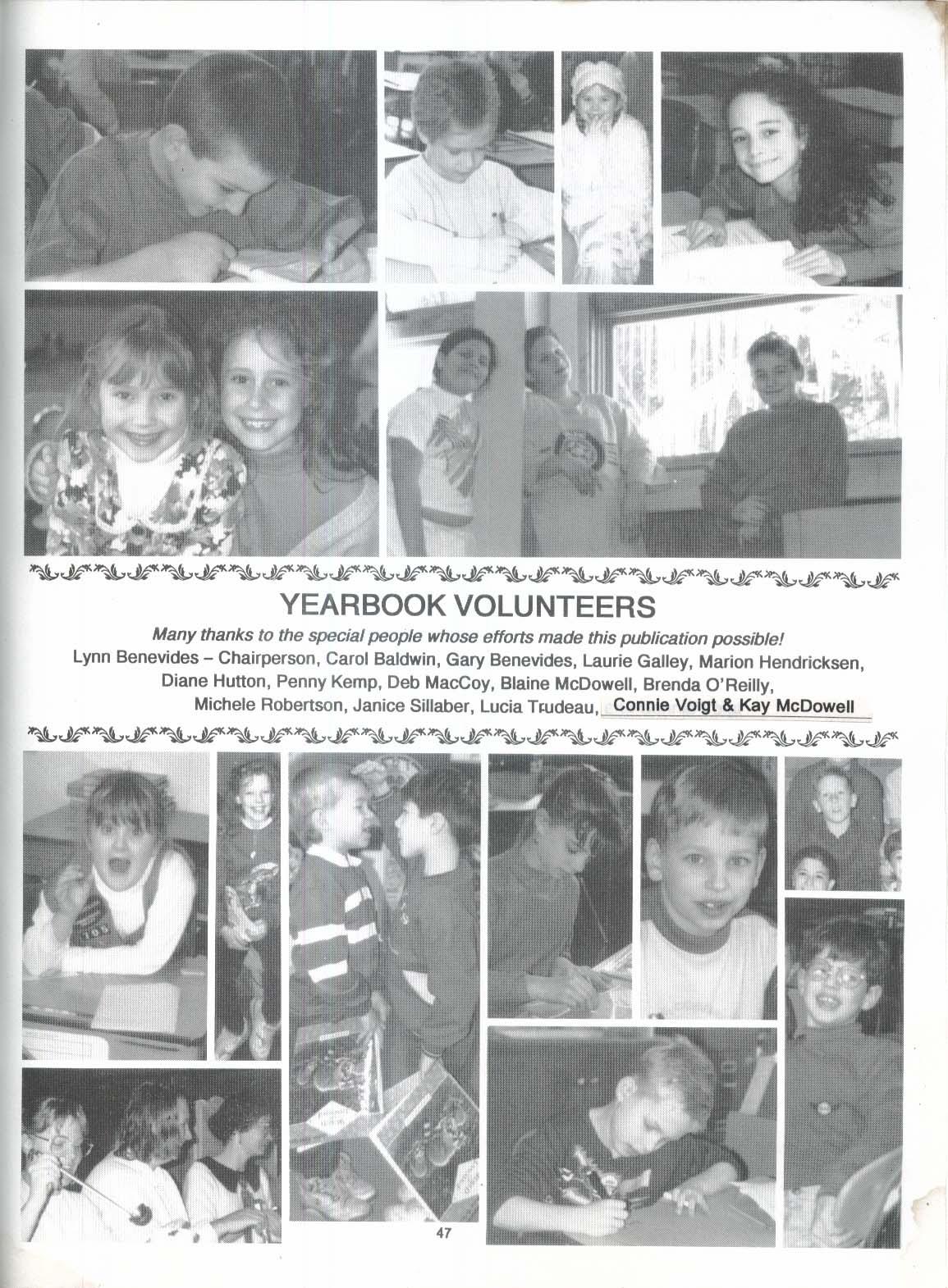Image for Northeast School Vernon Connecticut CT 1992-1993 Yearbook Grade 4 Classroom Copy