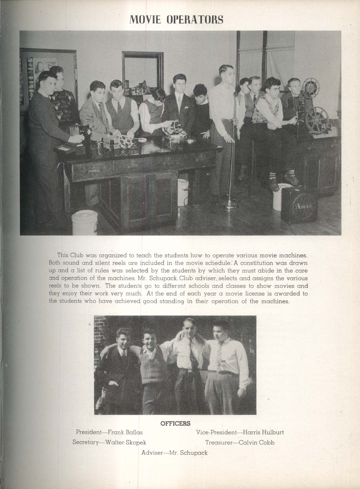 The Torch Stafford High School Stafford Springs Connecticut 1945 Yearbook