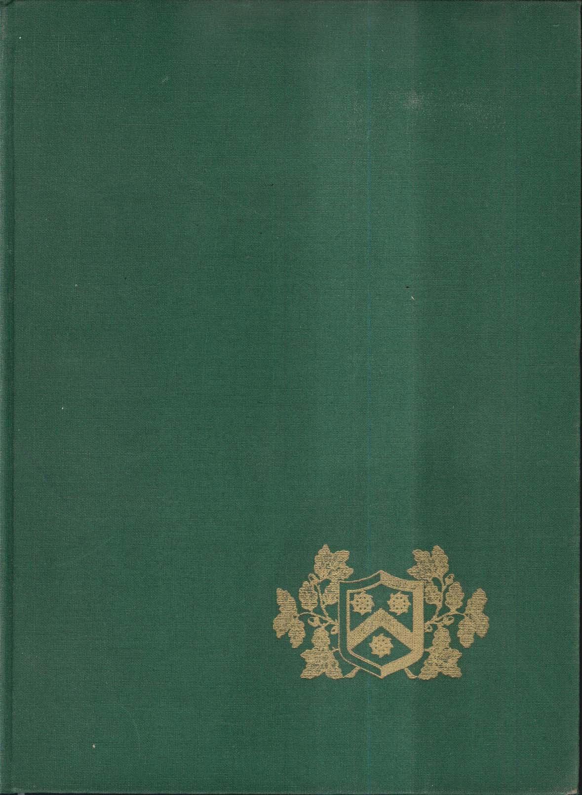 Image for 1943 Wheel Wheelock College Boston Massachusetts MA Yearbook