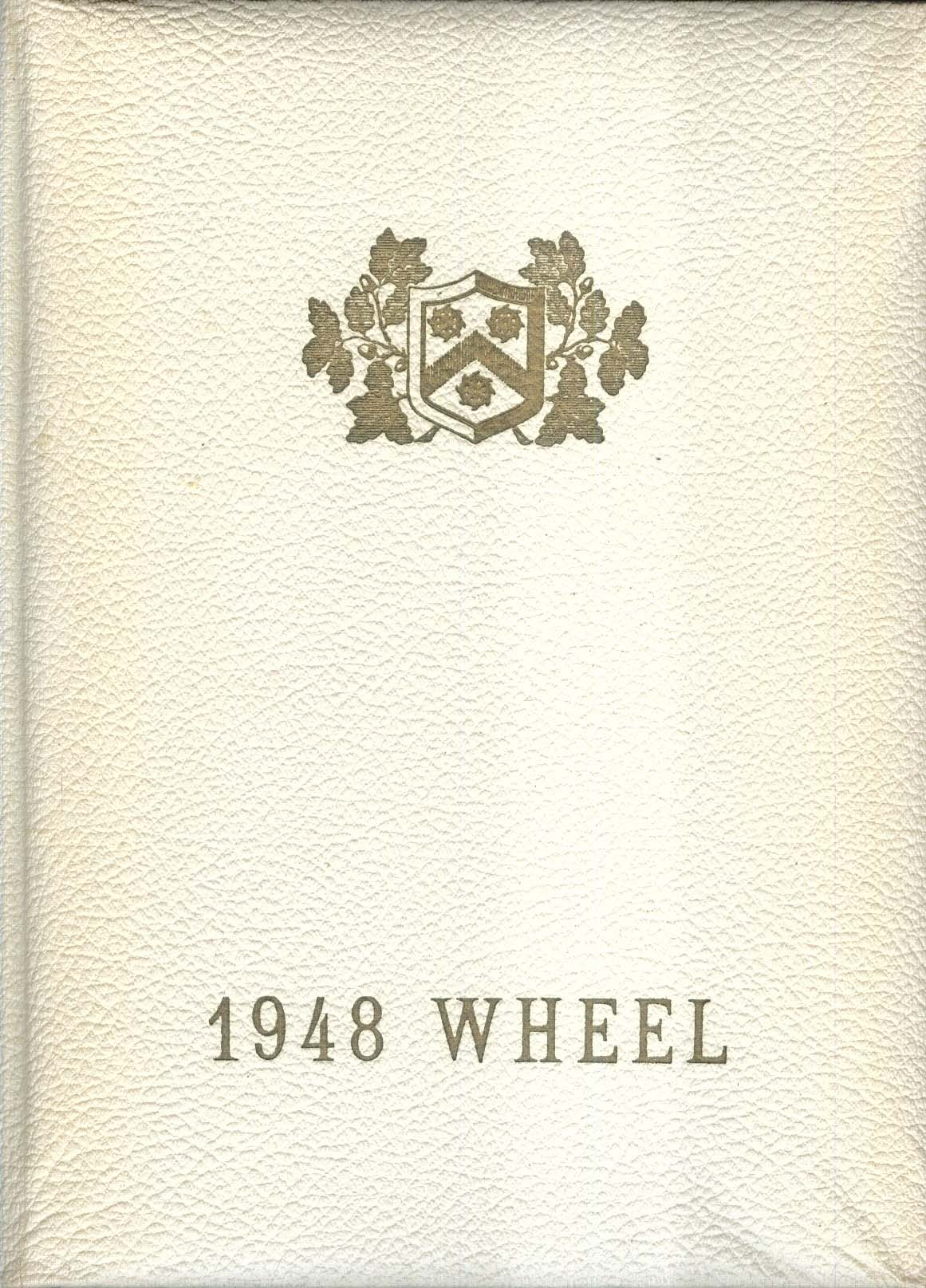 Image for 1948 Wheel Wheelock College Boston Massachusetts MA Yearbook