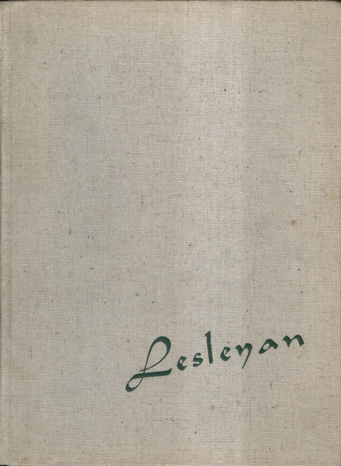 Lesleyan 1942 Lesley School Cambridge Massachusetts MA Yearbook