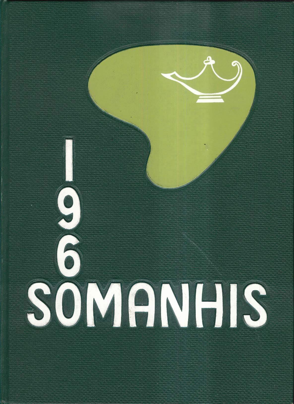 1960 Somanhis Manchester High School Yearbook