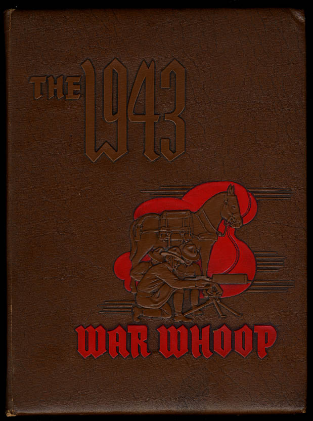 Image for 1943 War Whoop Norwich University Military College of Vermont Yearbook
