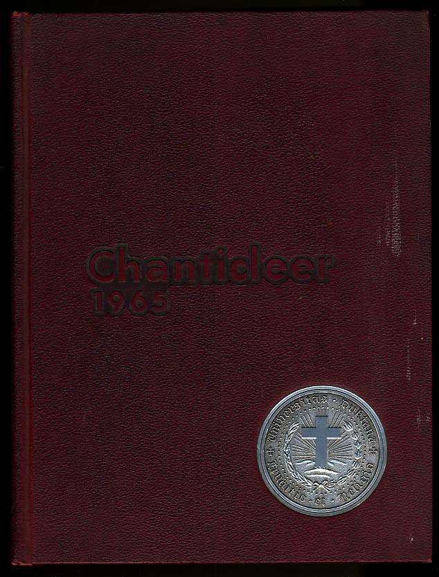 Chanticleer 1965 Duke University Yearbook Wray Carlton Robet Coleman Richardson