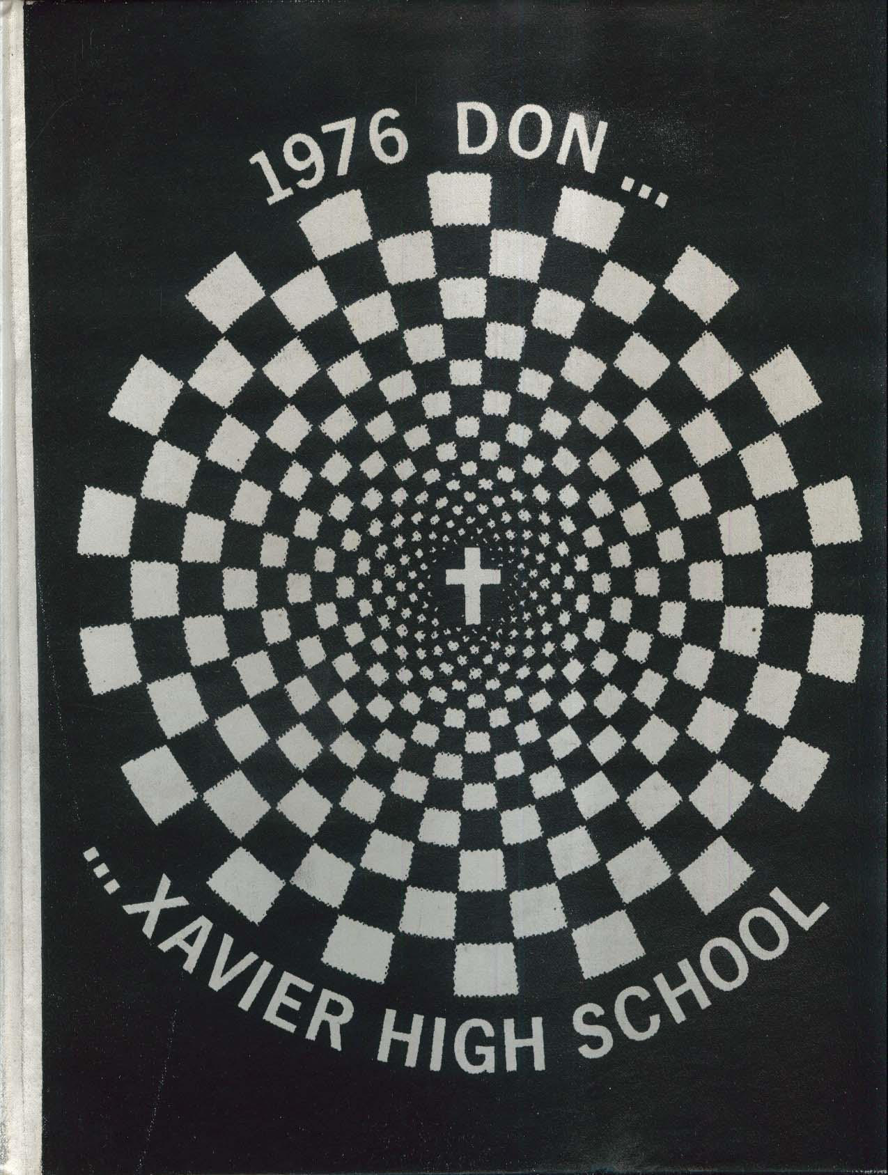 1976 Don Xavier High School Yearbook Middletown Connecticut CT