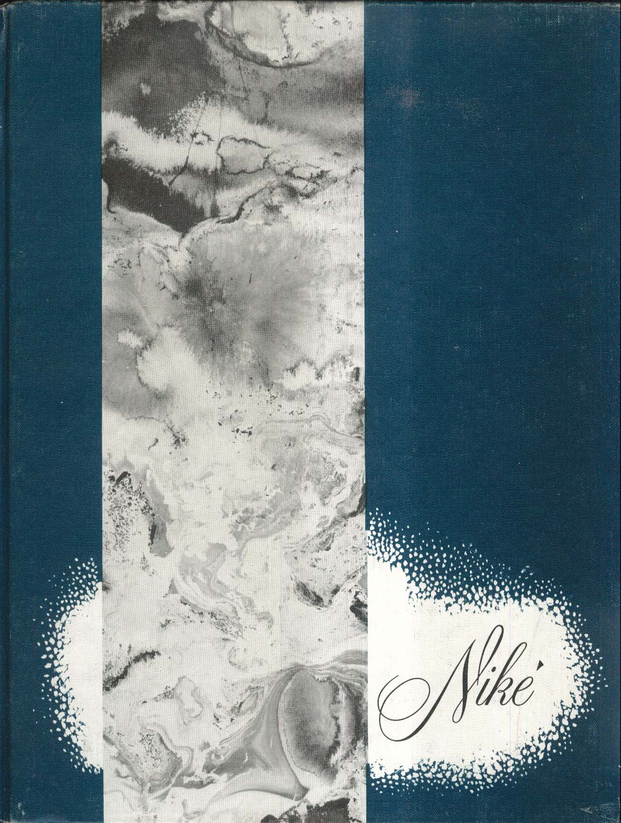 Image for Nike 1956 Wheaton College Yearbook Norton Massachusetts MA