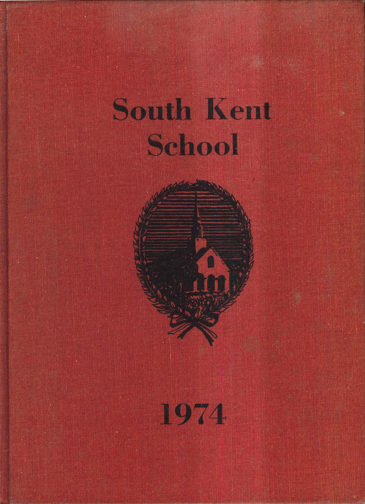 Image for South Kent School 1974 Yearbook Connecticut CT