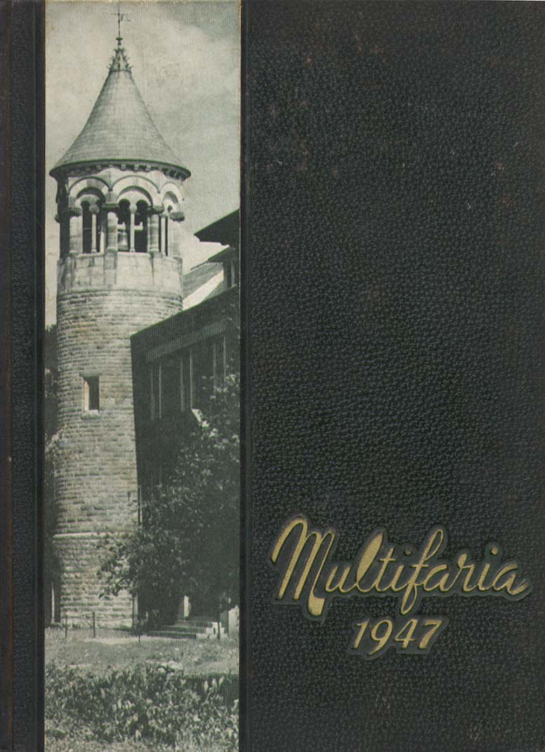 Image for Multifaria Western College Oxford OH 1947 Yearbook