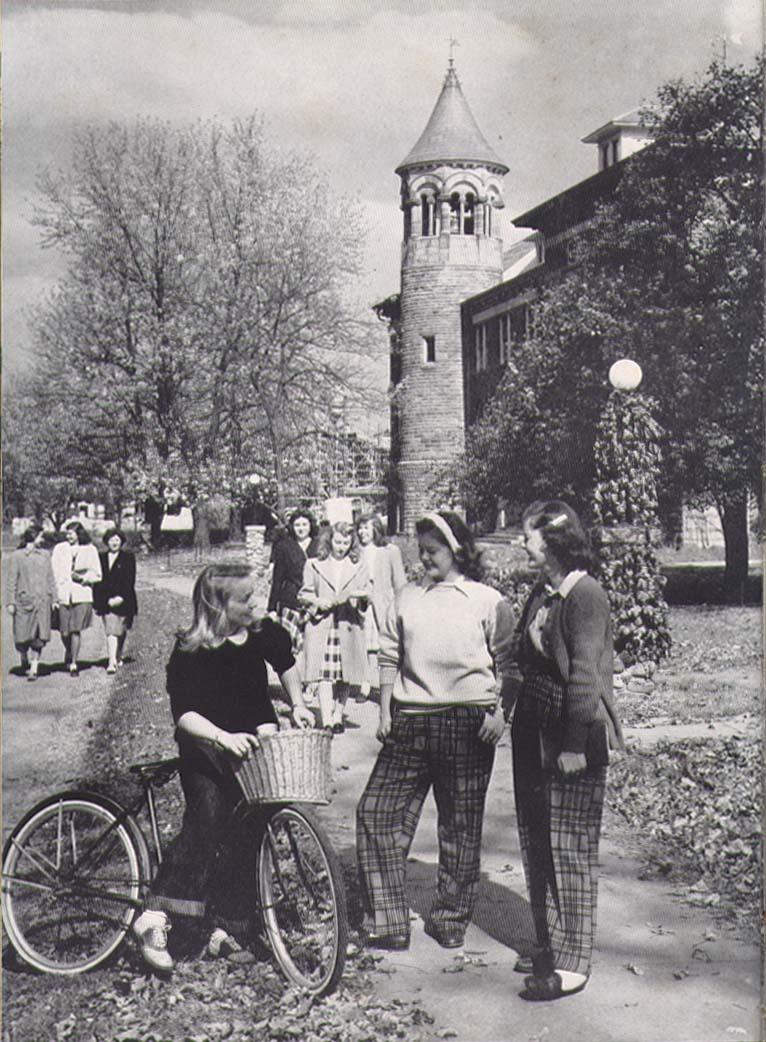Multifaria Western College Oxford OH 1947 Yearbook