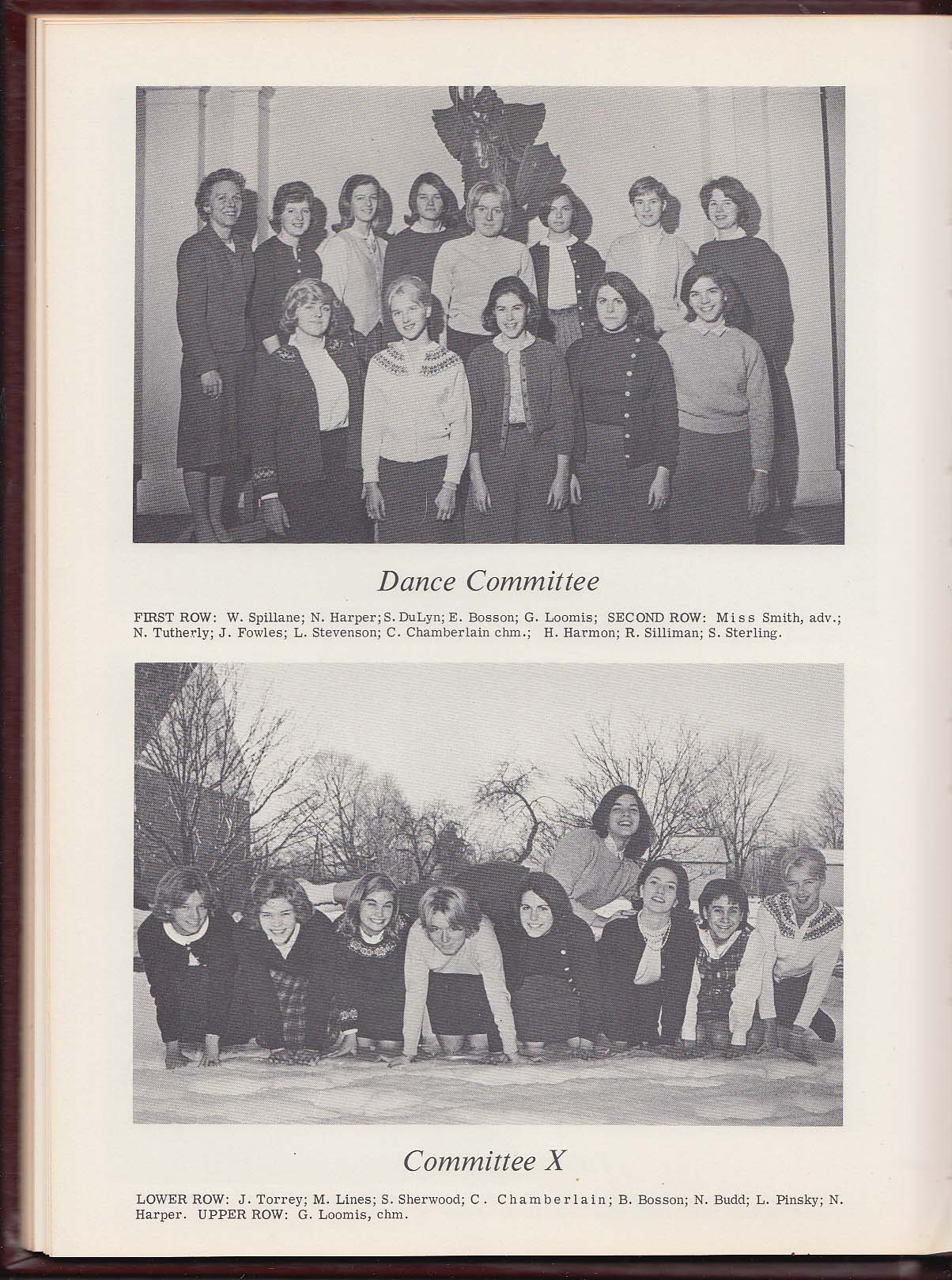 Image for Epilogue 1964 Yearbook Chaffee School Loomis Institute Windsor Connecticut CT