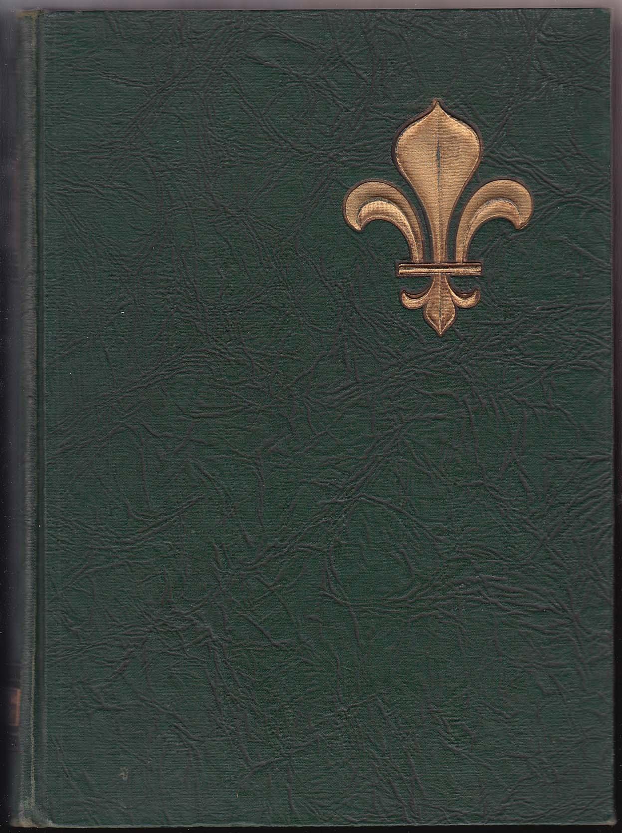 Le Bijou 1929 Yearbook Ohio Wesleyan University Delaware OH