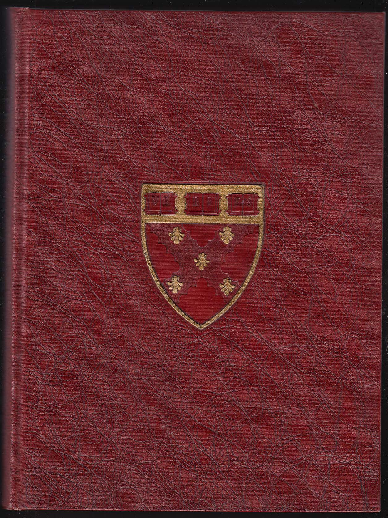 The Annual Report 1950 Yearbook Harvard Business School Boston MA
